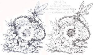 Forget not the time by lavonne