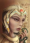 Egyption Portrait Web by kawa-rimono