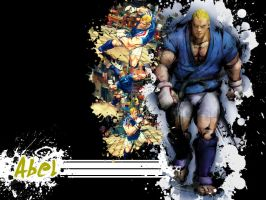 SFIV Splatter Abel by Vegett0
