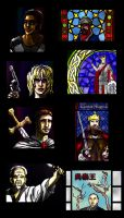 Knights of the cross details by guad