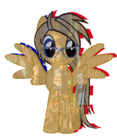 Pony!America by StarShineTheAlicorn