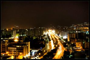 Palermo Night by Lothegan