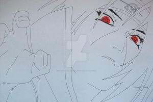 ''You're mine...'' Itachi Uchiha by SakakiTheMastermind