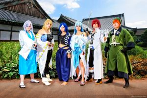 Brave 10 Group by ObscuraVista