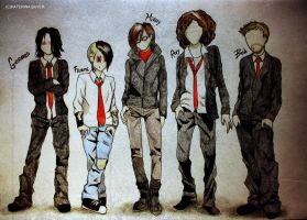 my chemical romance by KaterinaBayer