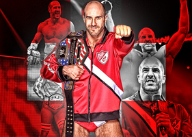 Antonio Cesaro Wallpaper by TeamBringIt