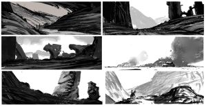 enviorment thumbnails by omer88