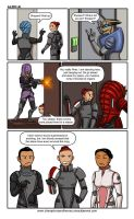 Champions and Heroes [Mass Effect]: Alien AI by Ddriana