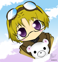 APH - Chibi Canada by emgee-chan