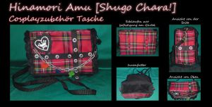 Cosplay Bag Amu Shugo Chara by Akasha-de-Vampirouge