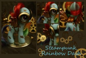 Steampunk Dash by bluepaws21