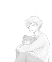 Arthur + Teddy by SilentSeven