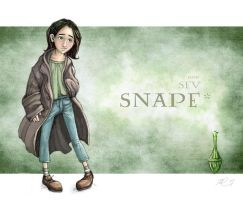 little sev snape by rose-colligan