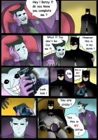 joker is not agree by Lunna-World