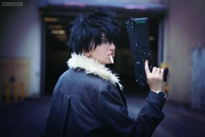 Psycho-Pass: Shinya Kogami 25 by J-JoCosplay