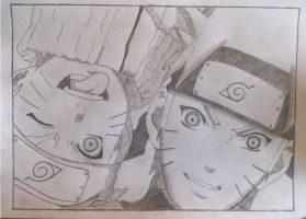 'Number One Hyperactive Knucklehead Ninja' Naruto! by CommanderDesu