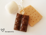 S'more Earrings by bruisepristinex