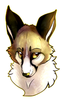 Ellone:bust by 9tailsfoxyfoxy