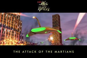 The War of the Worlds by innovari