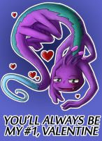 You're my #1 - Valentines by Cold-Creature
