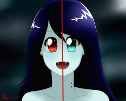 Marcy eyes by Vika01