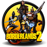 Borderlands 2 icon by SidySeven