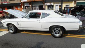 '69 Chevy Chevelle 300 Deluxe by hankypanky68