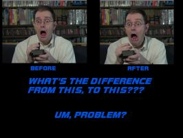 AVGN Epic Face2 by thephilipvictor