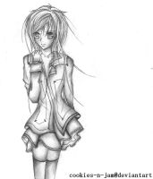 .:Vampire knight OC, Laula:. by cookies-n-jam