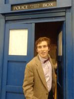 Out of the TARDIS - Wizard World Philly3 by CptTroyHandsome