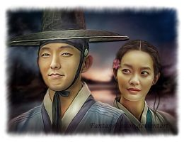 Arang and the Magistrate by FantasyFusion