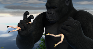 King kong vore returns 12 by Bobvan