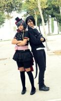 Ciel- Master and Butler. by AriB-Rabbit