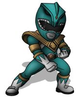 Dragonranger Burai by Gundamjack