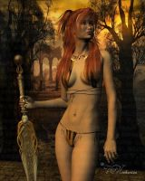 The Amazon by vaia
