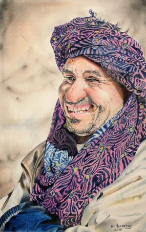 ETHNIC : Moroccan berber by HendrikHermans