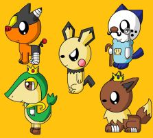 Weegeefan3 New Pokemon by pokemonlpsfan