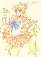 Sailor Venus by Ha96