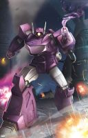 Shockwave: Transformers by ZeroMayhem