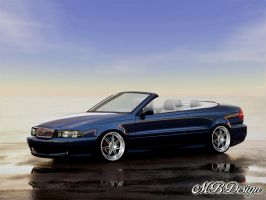 Volvo C70 Convertible by mbport