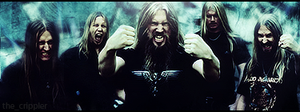 Amon Amarth by cripp89