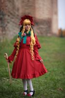 Rozen:Shinku 1 by YuukiCosplayer