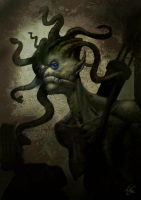 Medusa do-over by MacGwyver