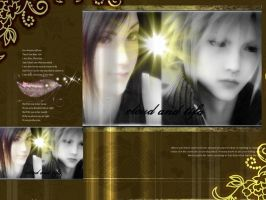 love cloud and tifa by finaldreams7