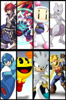 The Characters that need in new Super Smash bros by Redchampiontrainer01