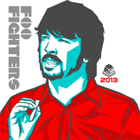 dave grohl by gofindas