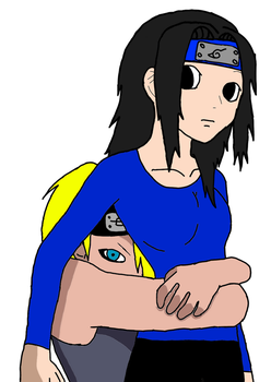 NO!!!!!!!! You can't have her!!! She is mine!!!!!! by Roseuchiha123