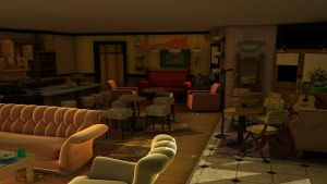 central perk by reggiey