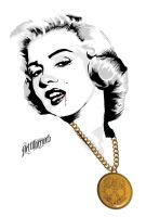 Marilyn by artwarriors