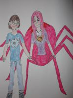 Eight-legged Girlfriend by dollysistersmassacre